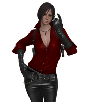 Resident Evil 6 Ada Wong - C'mere you by Darkshaunz3D