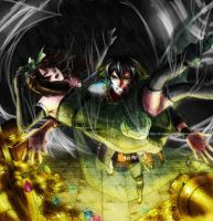 CL_Arachnia Boss Battle by Fortranica
