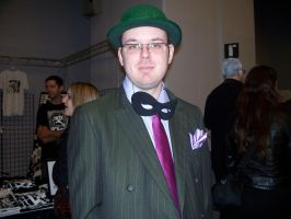 The Riddler - Comic Con 2012 by J25TheArcKing