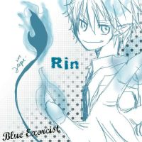 Rin-Kun by momo5596