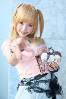 12 Death note cosplay MisaMisa by Gyaru-neverdie