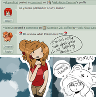 Question 57: Pokemon by Ask-Alicia-Caramel
