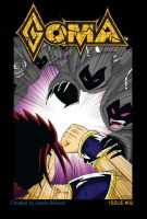Goma 2 front cover by venom34