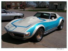 Custom Vette by colts4us