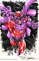 Magneto commission colors by ToddNauck