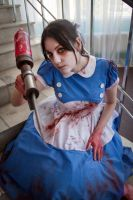 Little sister from BioShock by lAmikol