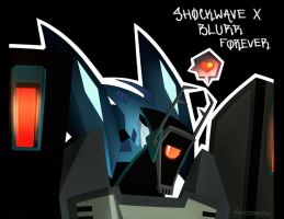 SHOCKWAVE x BLURR FOREVER by ANDREAc