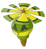 Electric Seed Fakemon by The-Wishmaster