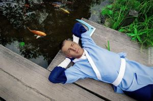 Sokka - Relaxation by TophWei