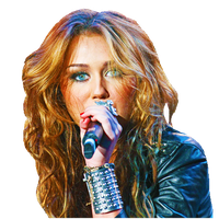 Miley Cyrus PNG 07 by NatyJonasProductions
