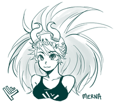 Merna by AnayssaLovesU