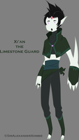 Xi'an the Limestone Guard by XombieJunky