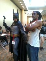 Batman at Otakon 2013 by Jasong72483