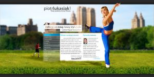 Fitness by CreativeDesignsPL