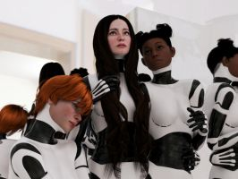 Orphans of the Uncanny Valley by Kadaj777
