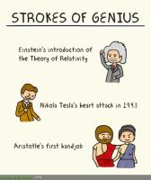 Strokes of Genius by MattMelvin