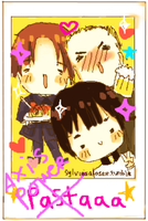 Hetalia Axis Power instax by pippipop