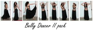 belly dancer II pack by syccas-stock