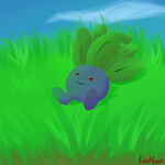 Oddish by Howleng