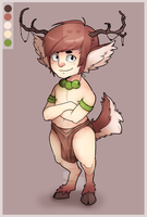 Adoptable Auction DeerBoy - CLOSED by Blencem