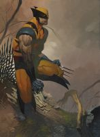 Wolverine oils by ChristopherStevens