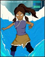 .: Avatar Korra :. by mark1315