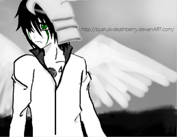 Angel Of The Death : Ulquiorra by byaruki-deathberry