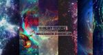 18 Galaxy Textures by SwaggerJaggerr