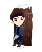 Teen Top Ricky @Calippo by Teen-Top-Angels