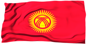 Flags of the World: Kyrgyzstan by MrAngryDog