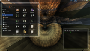 Arch Linux Screenshot by JahPickney