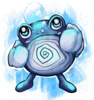 Poliwhirl by vexnir