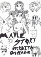 Book Cover by Anime-Master