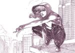 Spider-Gwen (pencils) by emmshin