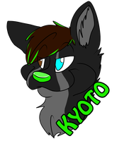 Kyoto Badge by Sockune