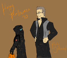 Happy Halloween '10 by PurelyInfected
