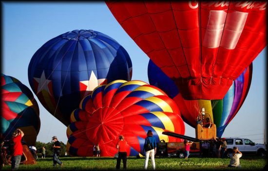 Great Midwest Balloon Fest... by LadyAliceofOz
