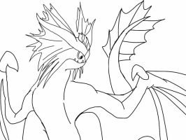 HTTYD-Stormcutter lineart 2 by ShardianofWhiteFire