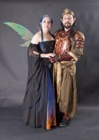 Oberon and Titania III by BelovedUnderwing