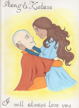 Kataang - I Will Always Love You by DarbyLucy
