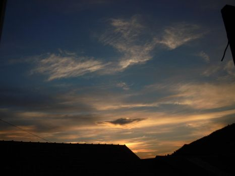 Sunset by AnaVPhotography