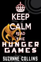 KEEP CALM AND READ THE HUNGER GAMES by AMEH-LIA