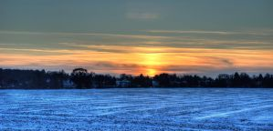 sundown hdr by sys66