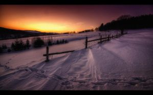 Winter scenery... 17 by PawelJG