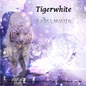 Tigerwhite by SternenRubin