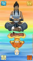 Meditation about past lives by team-avatar-legend