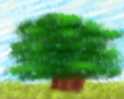 Simple-tree by Nazzaroth