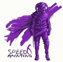 Speed Painting 006 by AspartameChild