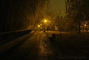 night-walk by Lk-Photography