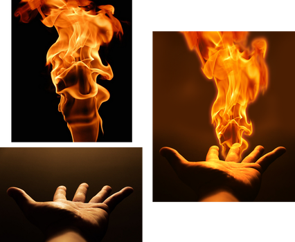 Firebending - Image Manipulation by S3NTRYdesigns
